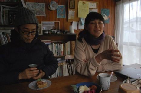 藤巻さんが「地域おこし協力隊」に採用されたのが上島町移住の理由。「地方に移り住む障壁となるのが仕事と住まい。その両方の足がかりをくれた仕事」と振り返る。